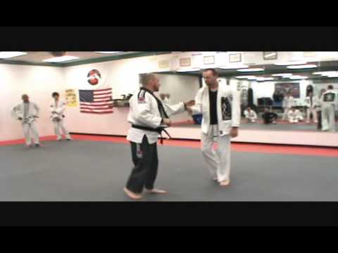 York MMA - Technique (Judo / Single Sleeve Grip Break) Image 1