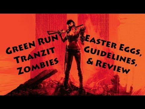 Black Ops 2 TRANZIT ZOMBIES Impressions (Basic Guidelines + Review)