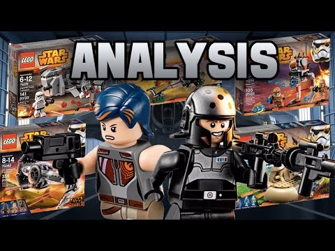 LEGO Star Wars 2015 : WINTER SETS - FULL ANALYSIS!