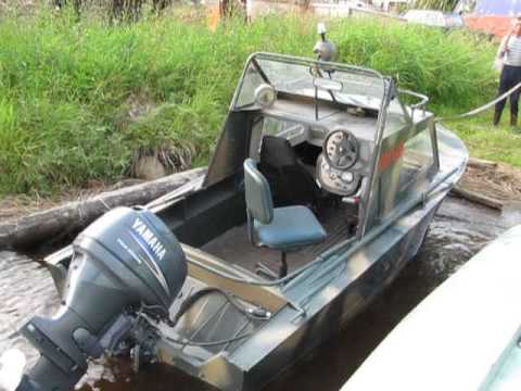 установка магнитолы на лодку крым