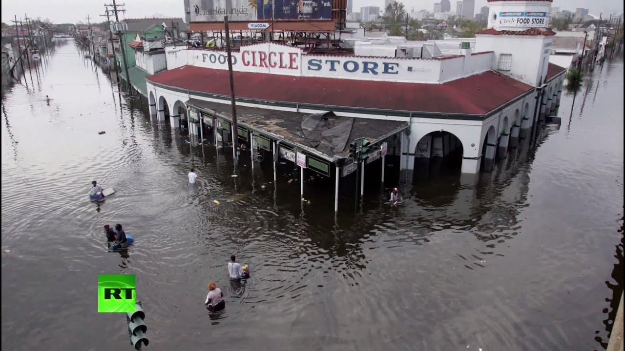Hurricane Katrina, 10 years later: The myths that persist Hurricane katrina bodies photos
