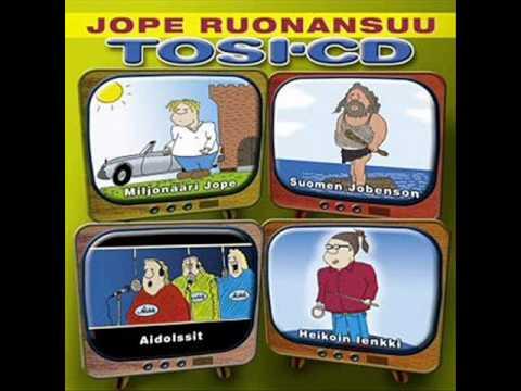 Jope Ruonansuu - Virallinen Formaattiääni Speak 2.