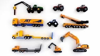 Learning Special Street Vehicles Names and Sounds for Kids with Siku Toys  A+SuperheroSchool