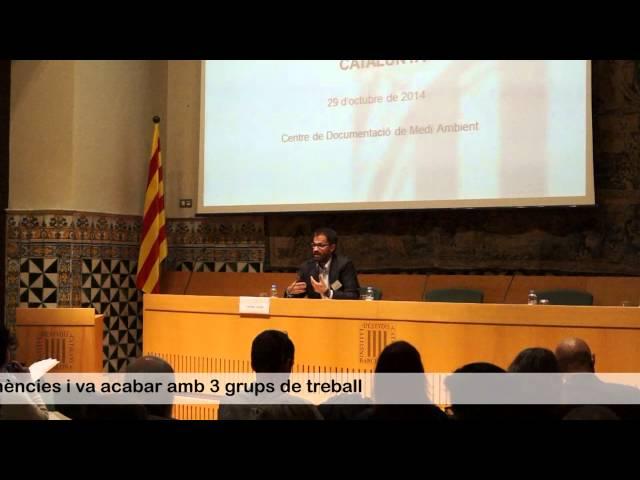 Primera Jornada de Documentació Ambiental a Catalunya
