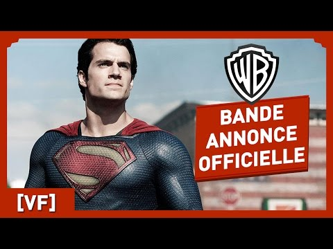 Man Of Steel - Trailer Final - VF