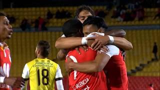 Liga Aguila | Santa Fe 4-0 Alianza Petrolera | Fecha 4
