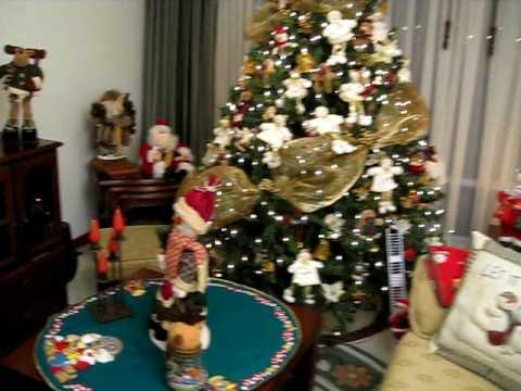 Apartamento para navidad youtube - Casas de navidad ...