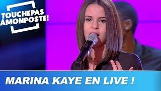 Marina Kaye - On My Own (Live @ TPMP)
