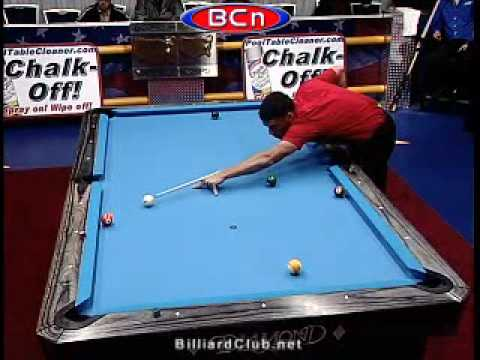 Pro Billiards U.S. Open 9-Ball Championship: Corey Deuel vs. John Schmidt