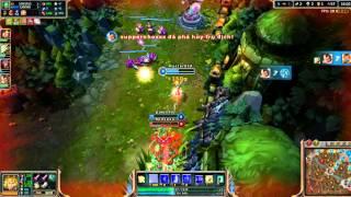 Game | Cùng Chơi Liên Minh Huyền Thoại Tập đánh Ezreal Alviss | Cung Choi Lien Minh Huyen Thoai Tap danh Ezreal Alviss