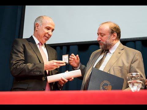 Lorenzetti disertó en la Universidad Nacional de Rosario