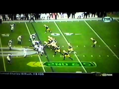 HARRISON SMITH STOPS RODGERS 2012