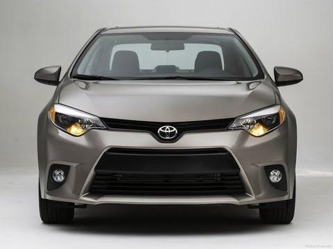 Toyota Corolla 2013 - обзор Александра Михельсона!