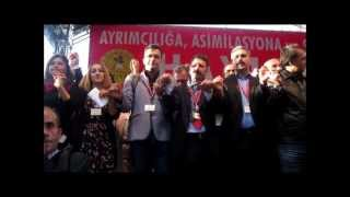 20 Ekim 2012 Alevi mitingi final