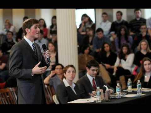 Maimonides School 2009 Mock Trial Controversy