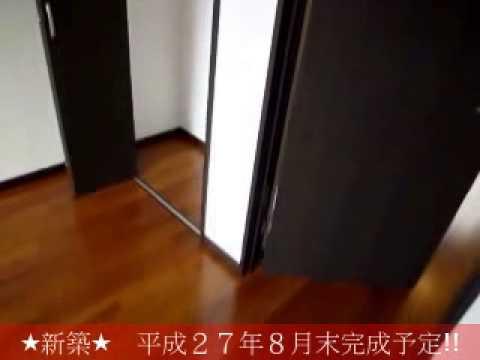 名護市宇茂佐の森 1K 3.8万円 マンション ★新築★H27年8月末完成予定!!