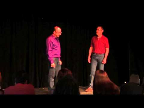 Improv Colorado-The Alphabet Game May 2014