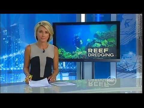 Senator Larissa Waters - dredging the Great Barrier Reef