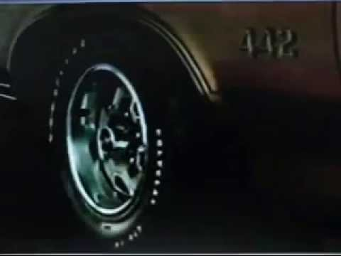 1970 Oldsmobile Cutlass and 442 Commercials Video