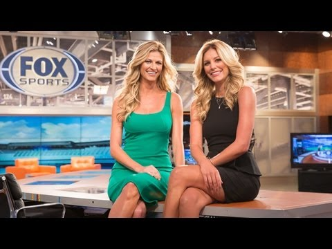 Fox Sports Erin Andrews Charissa Thompson Cut Loose