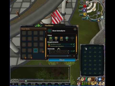 Runescape EOC Herblore Training Guide – Profitable!