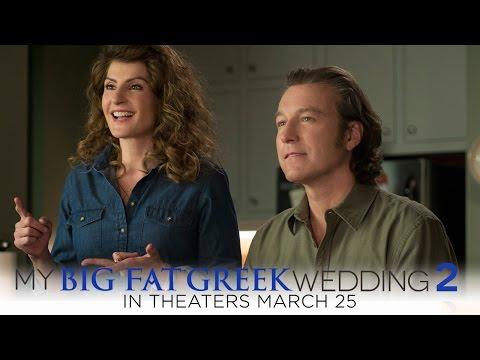 My Big Fat Greek Wedding 2 - In Theaters March 25 (TV Spot 3) (HD)