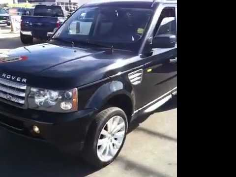 2006 Land Rover Range Rover Sport supercharged 4 Door Sport Utility