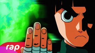Rap do Rock Lee (Naruto) - A FORÇA DA MOTIVAÇÃO   NERD HITS