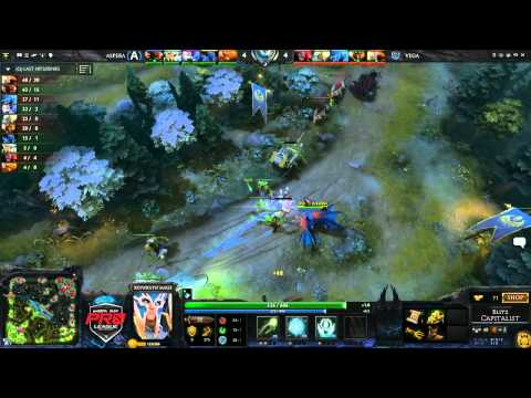 Vega vs aSpera Game 1 - joinDOTA MLG Pro League Season 2 - @DotaCapitalist @Blitz_Dota