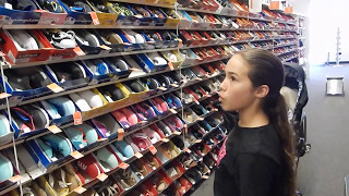 Outing to Payless Shoes, Shopping for Reborn Toddler