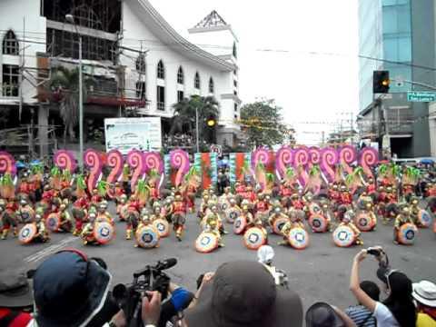Kadayawan 2011: Open Category Champion (Purok Sison Elementary School of Surallah, South Cotabato)