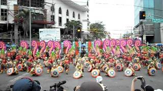 Kadayawan 2011: Open Category Champion (Purok Sison Elementary School of Surallah, South Cotabato)