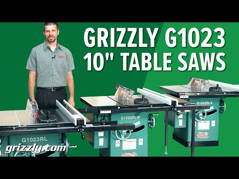 Grizzly 10 Extreme Series Jointer