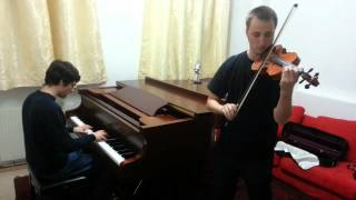 Canon In D Piano And Violin
