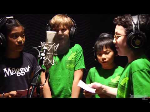 Recording When I Grow Up/Naughty Reprise