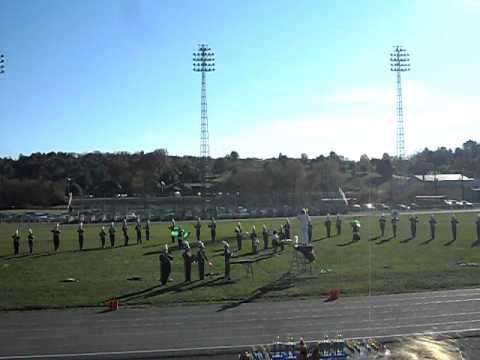Johnson County High School Marching Band