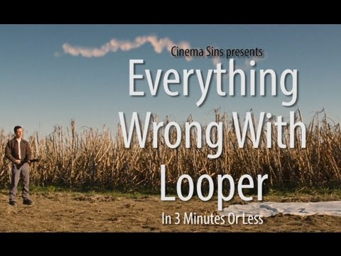 Everything Wrong With Looper In 3 Minutes Or Less