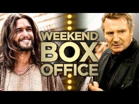 Weekend Box Office - Feb. 28 - Mar. 2, 2014 - Studio Earnings Report HD