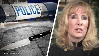 Answer to London's Knife Crime Epidemic Found in These Root Causes | Janice Atkinson