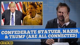 President Donald Trumps White Supremacist Problem Is Deeper Than You Think - SOME NEWS