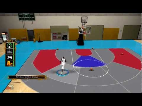 NBA 2K13 My Career - Freeze Patch. Hot Spots. & Legends Training Camps