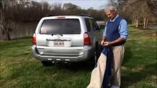 Truck Minivan SUV Tents |1 DAC Inc. Camping Tents | Truck Tents SUV Minivan Tents