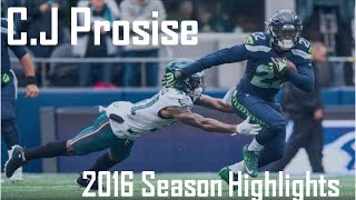 "C.J Prosise || ""The Prelude"" 