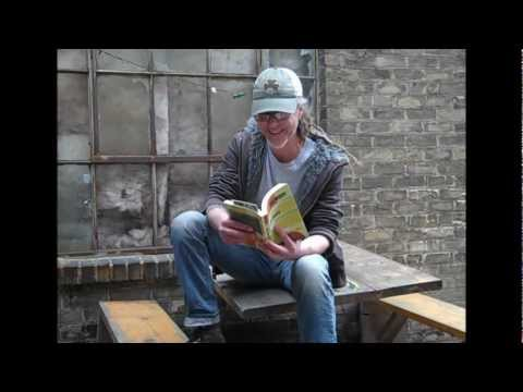 Brian D. Garrity Reads From His Book