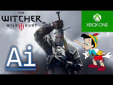 Microsoft Lies About Witcher 3 Footage and Gets Caught