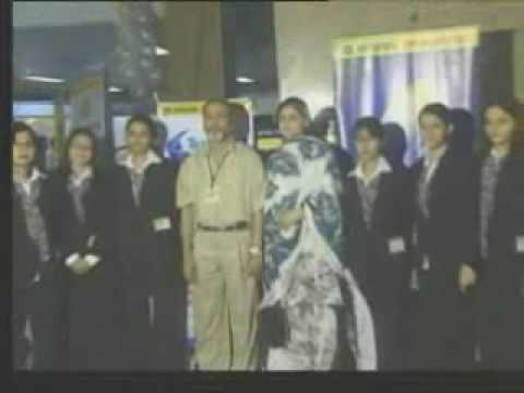 IT & Telecom Exhibion ITCN Asia 2001-2004 in Karachi Expo Centre