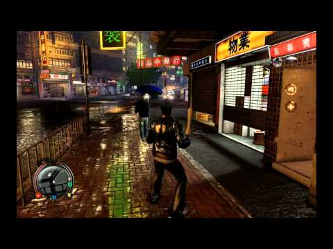 Sleeping Dogs Gamepaly - XFX Radeon HD 6950