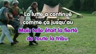 MANAU - LA TRIBU DE DANA - Karaoke Voice Over!