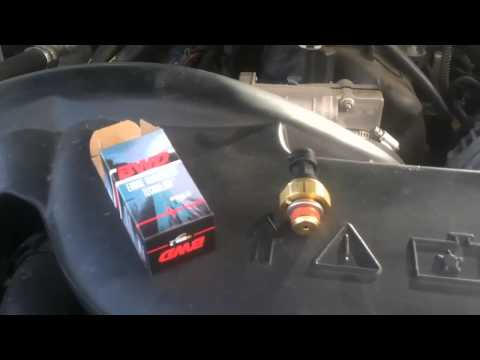 Part 1 2006 Suburban Oil Sending Unit Pressure High