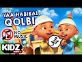 Lagu YA HABIBAL QOLBI versi UPIN IPIN (cover tanpa musik Sabyan Gambus + Lirik)